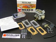 Mazda Pickup 1979-1984 B2000 Weber Carb Conversion Kit - Redline w/European Carb