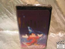 Fantasia VHS Large Case NEW Disney