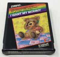 I Want My Mommy Atari 2600 Game Cartridge