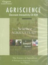 Agriscience Classroom Interactivity CD-ROM Science Agriculture Biological PC MAC
