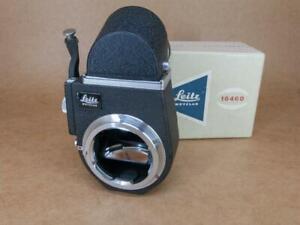 Leitz Leica 16497 Visoflex III + 90deg finder 16460 - for M mount