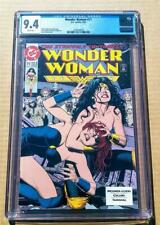 WONDER WOMAN #71 High Grade CGC 9.4 NM (1987 Series) Collectible Comic DC!