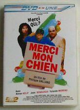 DVD MERCI MON CHIEN - Yolande MOREAU / Jean BENGUIGUI - Philippe GALLAND