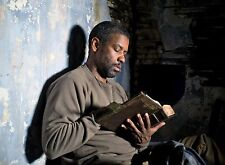PHOTO LE LIVRE D'ELI - DENZEL WASHINGTON - 10X15 CM  #1 (FAIRE OFFRE)