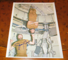 Gerald Jerry Carr Nasa astronaut Skylab 4 signed autographed photo