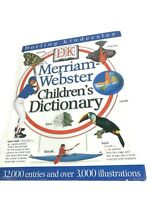 DK Merriam-Webster Children's Dictionary  32,000 entries and 3000  illustration