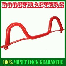 For 1990-2005 Mazda Miata  RED Sport Chassis Stabilized Rear Dual Hoop Roll Bar