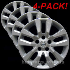 Nissan Altima 2013-2017 Hubcaps - Genuine OEM Factory Wheel Cover Set (4-pack)