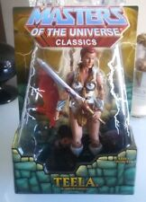 Mattel Masters Of The Universe Classics : Teela Action Figure Must Have FASTSHIP
