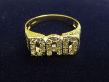 Anelli di lusso zircone Misura anello 2