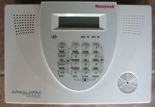 USED HONEYWELL LYNXR-1 Series Security System Control Panel/Master Key Pad