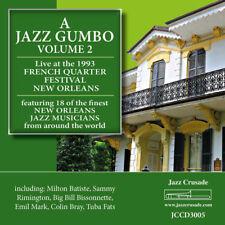 Various Artists : A Jazz Gumbo - Volume 2 CD (2017) ***NEW***