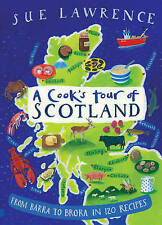 A Cook's Tour of Scotland: From Barra to Brora in 120 Recipes-ExLibrary