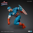 """Marvel - Captain America """"The Punch"""" VEVE NFT Rare Edition #1389"""