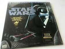 Star Wars Sealed Laserdisc THX Widescreen I IV Mastered Laser Orig SEALED