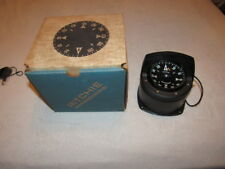 BRAND NEW VINTAGE MARINE Nautical BOAT COMPASS RITCHIE HL-0010 NEW OLD STOCK