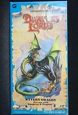 D&D -  Wyvern Dragon Grenadier Dragon Lords SEALED Rare !!  s62