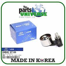 GENUINE 01-10 Fits Hyundai Kia Engine Timing Belt Tensioner OEM 24840-37120