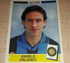 FIGURINA CALCIATORI PANINI 1994/95 INTER ORLANDO ALBUM 1995