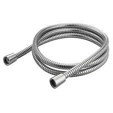 "2m Universal Stainless Steel Flexi Shower Hose 1/2"" Replace Mira Triton Grohe"