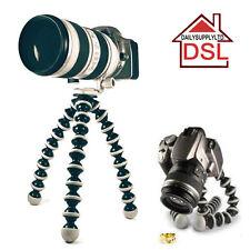 Heavy Duty grandi 360 ° rotazione Treppiede polpo HOLDER STAND Fotocamere Digitali GoPro