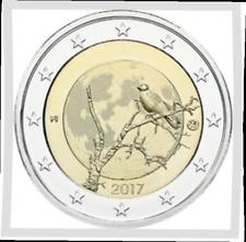 2 EURO *** Finland 2017 Finlande - Nature -natuur !!!