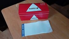 Ultrameche Long Box 250Sheets Hair Colouring Meche in Sublimo Box