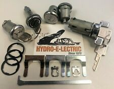 NEW 1969-1973 Buick Skylark & GS Complete OE Style Lock set with GM Keys