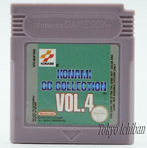 Jeu Compatible Game Boy Color - Konami GB Collection Vol 4 - GBA SP - GB - Repro