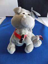 Dover the Bulldog Coca-Cola England International Bean Bag Plush Collection