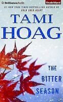 The Bitter Season by Tami Hoag (2016, CD, Unabridged) Audio Book, Free Shipping!