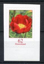 Bund Mi-Nr 3121  Einzelmarke skl (62) - Pfingstrose- ** Postfrisch 2014