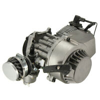 49cc MINI MOTO MINIMOTO BIKE QUAD Stroke ENGINE PULLSTART CARBURETTOR AIR