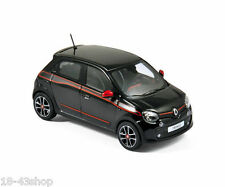 NOREV 517412 Renault Twingo SL Edition One Noir 2014 1/43