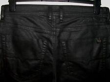 Diesel tepphar slim-carrot jeans wax coated wash 0663Q stretch W31 L32 (a3237)