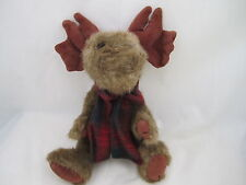 "Boyd's Bears Moose Brown NEW RETIRED 12.5"" Tall"