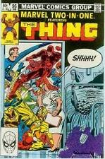 Marvel Two-In-One # 96 (Thing +everybody) (USA,1983)