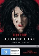 This Must Be The Place (DVD, 2012)