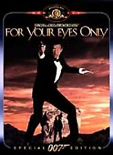 For Your Eyes Only (DVD, 1999, Special Edition)
