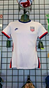 NIKE 2020-21 USA WOMEN'S 4-STAR HOME JERSEY (CD0908-100)