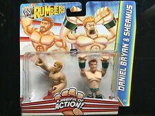 WWE Wrestling Rumblers Daniel Bryan & Sheamus