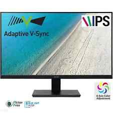 "Acer value v7 V 247 ybip 23,8"" full hd ips Matt monitor zeroframe AMD freesync"