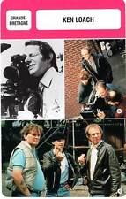 FICHE CINEMA :  KEN LOACH -  Grande-Bretagne (Biographie/Filmographie)