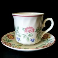 Churchill Briar Rose 5 Cup Saucer Sets Staffordshire England More Pieces Avail