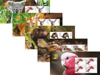 Australia - Singpex 2019 International Stamp Exhibition, Daily Minisheet  MNH
