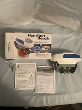 Hamilton Beach Open Ease Automatic Jar Opener Model 76800 Preowned