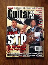 Guitar One Magazine - January 2000 - VIVA STP- STONE TEMPLE PILOTS