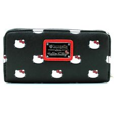 NEW Loungefly X HELLO KITTY Head Zip Around Wallet -SALE