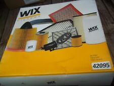 Air Filter-4BBL    GENUINE    Wix 42095