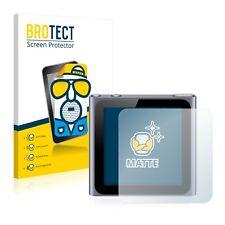 2x Film Protection Mat Apple iPod nano 6ème génération (2011) Protecteur